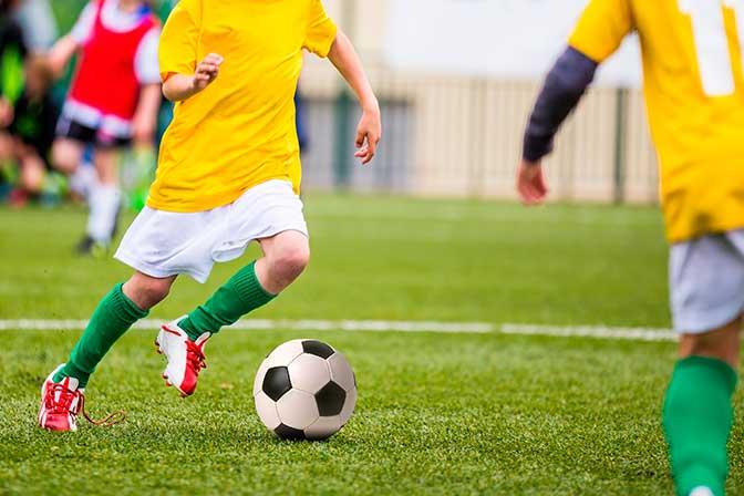 pubalgia en el fútbol