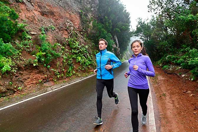 pubalgia en el running